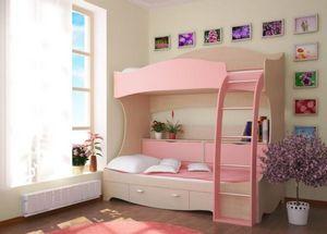 Универсальная кровать в детскую комнату