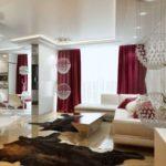 Бордовая гостиная (4)