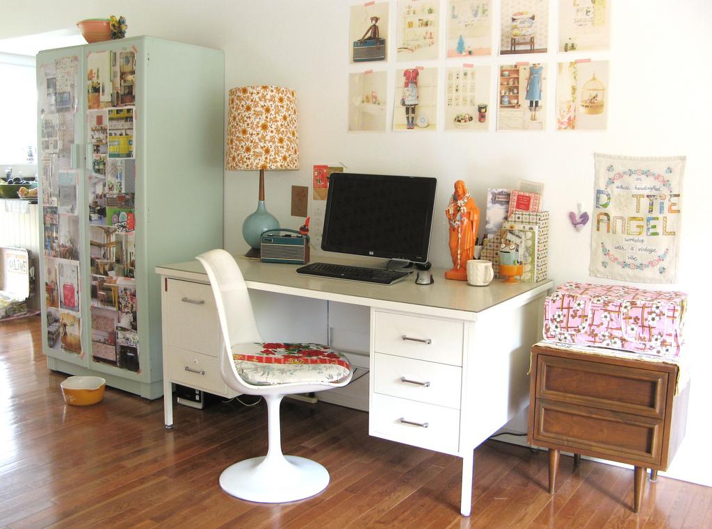 Дизайн по фен шуй кабинета дома