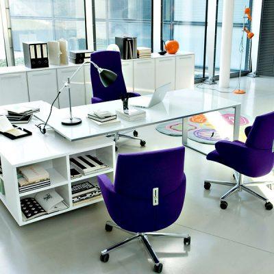 Офис кабинет современный