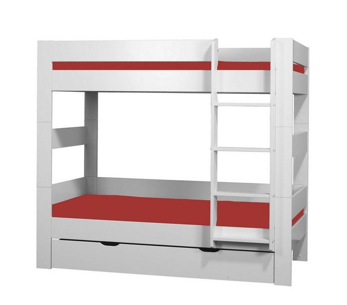 Каркас кровати с двумя спальными местами