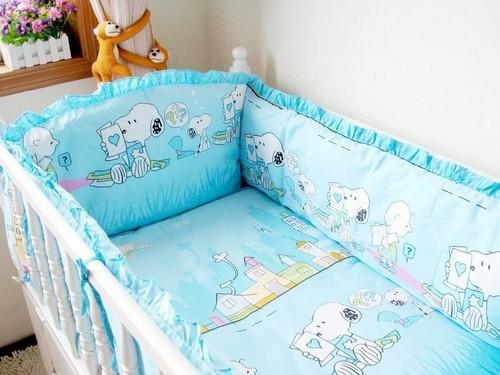 Бортики для кроватки новорожденного фото
