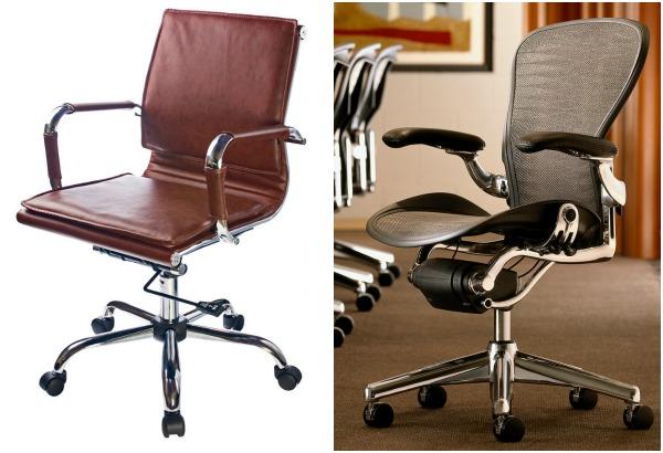 Стильные кресла для офиса фото