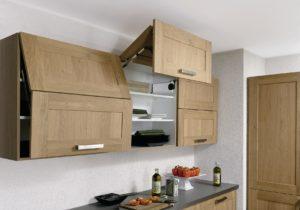 навесная мебель для кухни