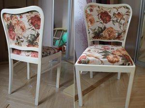 Оригинальные идеи реставрации стульев