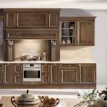 Особенности кухни из массива дерева