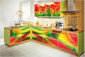 модернизированная кухня