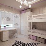 Дизайн детской комнаты 9-12 м