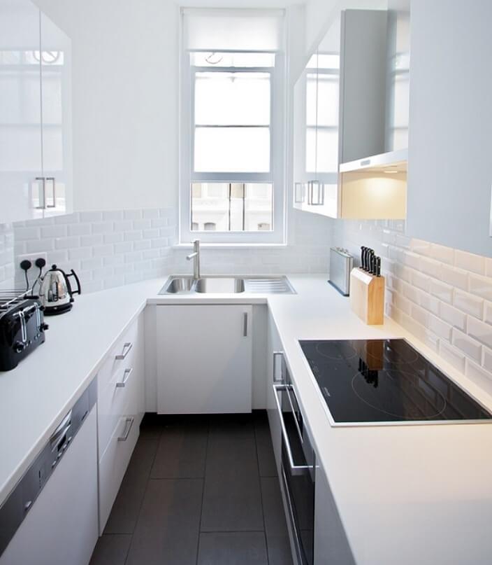 Организация кухни в квартире