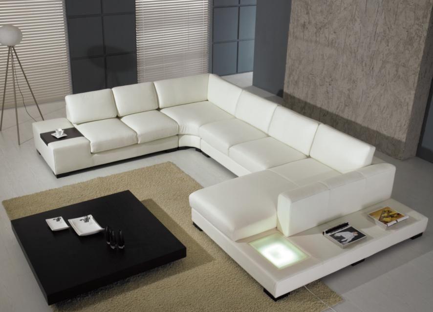 Функциональная мебель в стиле минимализм