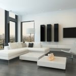 minimalist-home-designs-2015-minimalist-living-room-interior-leather-sofa-twin-square-tables