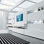 white-striking-minimalist-contemporary-living-spaces-built-ins