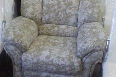 перетяжка кресла фото 30
