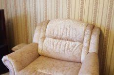 ремонт и перетяжка кресла фото 17