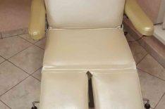 Обивка медицинского кресла