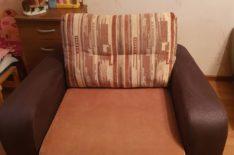 Обивка подлокотников кресла фото 4