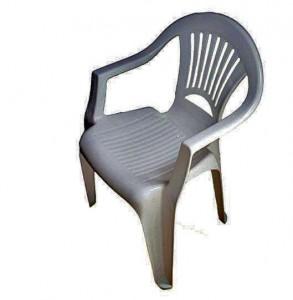 Фото пластикового кресла