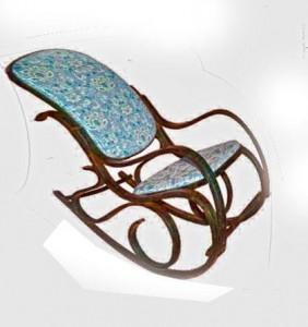 Фото кресло-качалка