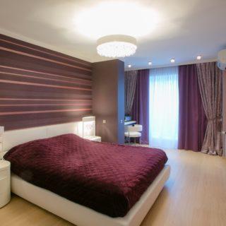 Шторы для спальни — 100 фото лучших новинок в интерьере спальной комнаты