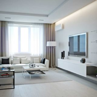Белая гостиная — 115 фото лучших идей в интерьере гостиной.