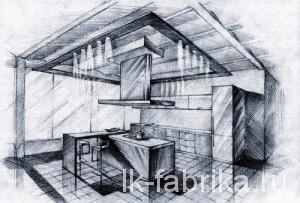 Правила составления эскиза для проекта корпусной мебели