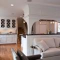 Идеи для зонирования кухни и гостиной