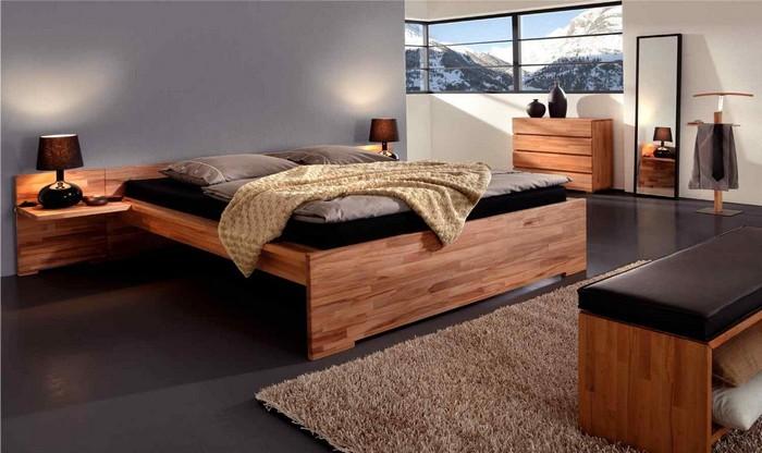 Модная и экологичная мебель из массива дерева