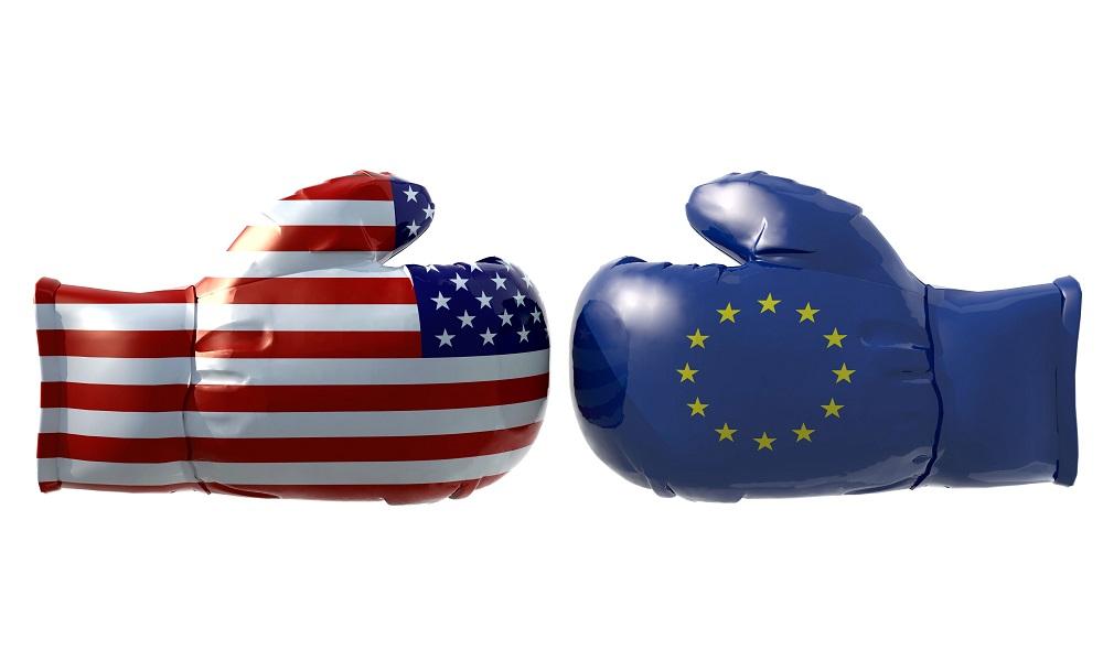 фото Евросоюз VS США