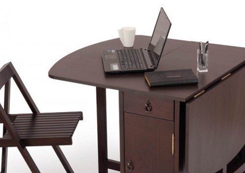Раскладной стол своими руками