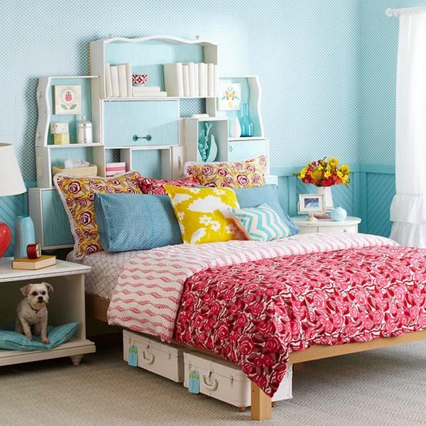 Кровать для девочки-подростка
