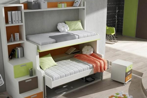 Двухъярусная подростковая кровать