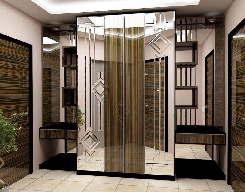 Дизайн прихожей в квартире: советы и идеи интерьера