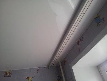 потолочные гардины и натяжные потолки