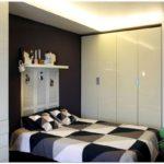 Полки над кроватью — 75 фото необычных идей в интерьере