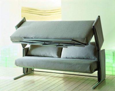 диван-трансформер двухъярусный