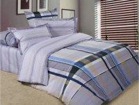 2-спальное постельное белье с европростыней