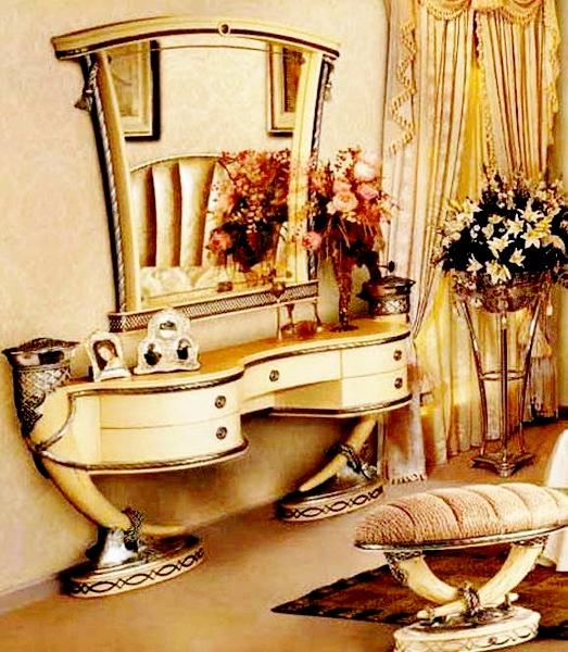Туалетный столик своими руками