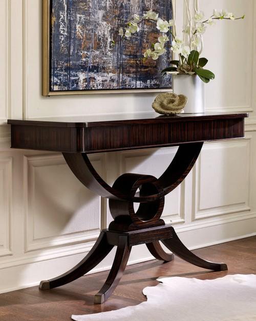 консольный столик в современном стиле