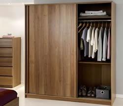 Размеры шкафа-купе для одежды