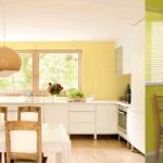 Какие цвета кухонных гарнитуров наиболее предпочтительны?