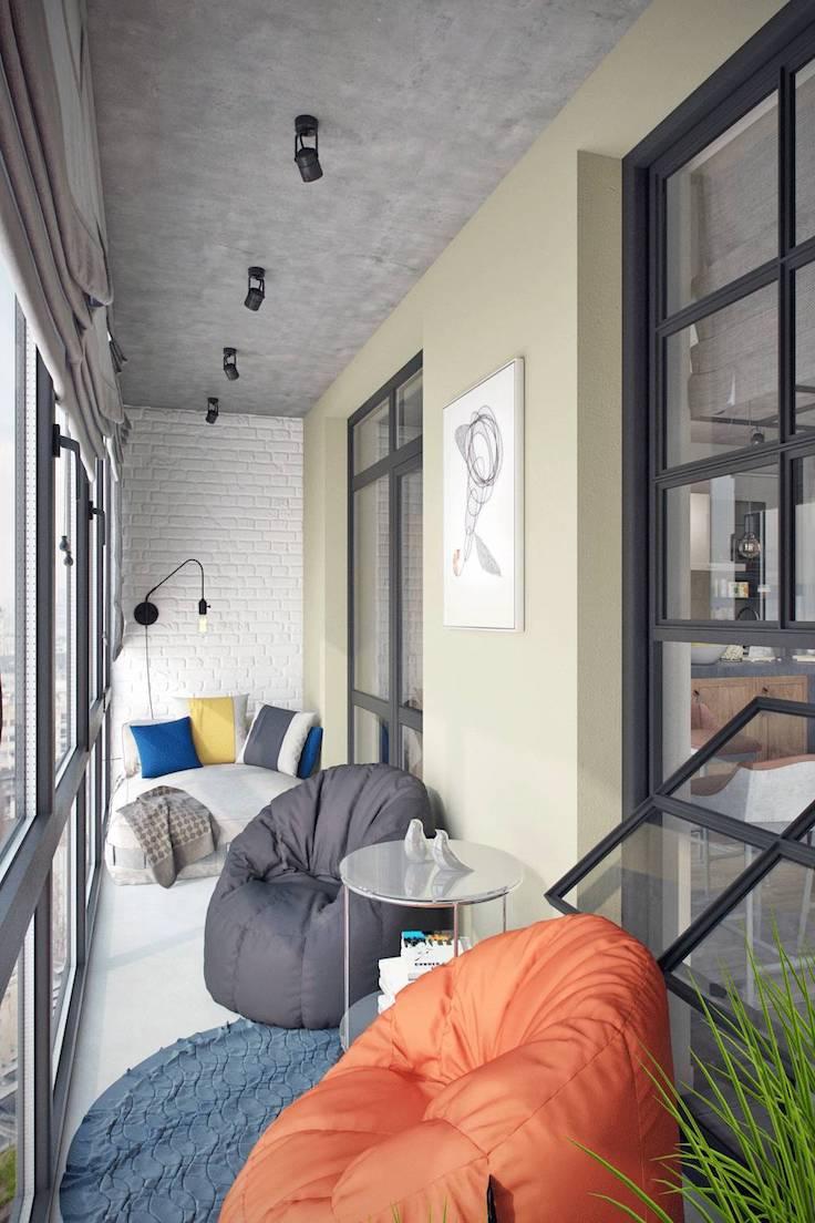 Добавьте оригинальное кресло-мешок в свой интерьер и наслаждайтесь комфортом в нем