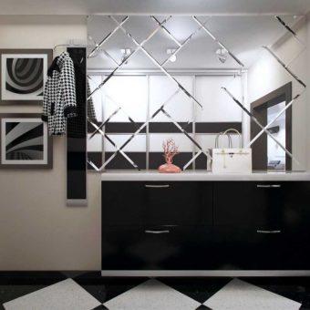 декоративные зеркала для интерьера