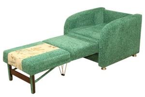 разложенное кресло кровать для ребенка