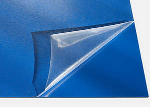 Пленка с защитным слоем