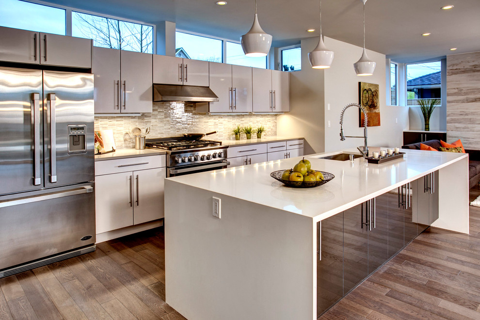 Качественные материалы, используемые при отделке кухни - залог её долгой службы