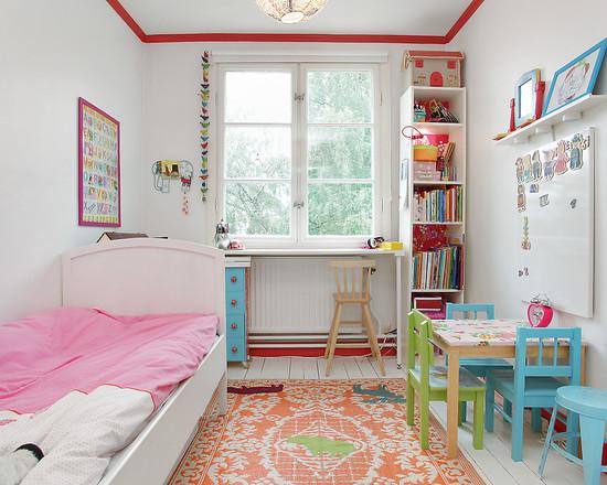 Планировка детской комнаты для девочки