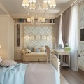 Дизайн голубой спальни – идеи и советы