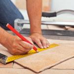 Укладка плитки без демонтажа старого покрытия