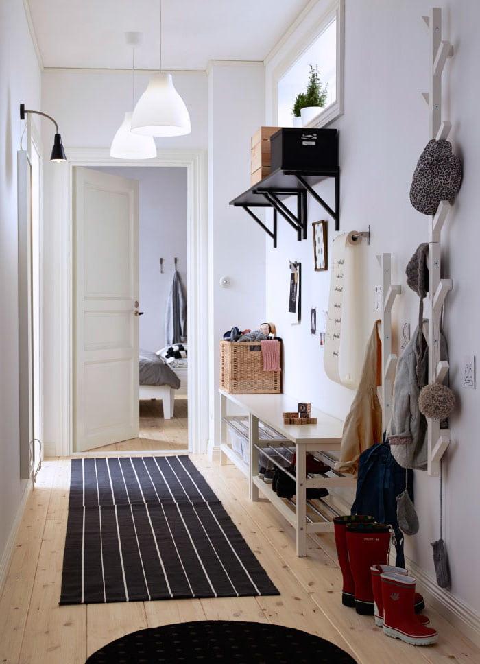 Главный секрет хорошего освещения коридора - его правильное размещение на потолке и стенах