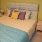 дизайн покрывала на двуспальную кровать